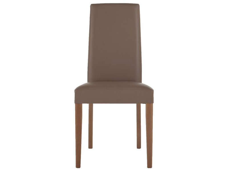 chaise salle a manger cuir taupe 10 id es de d coration int rieure french decor. Black Bedroom Furniture Sets. Home Design Ideas