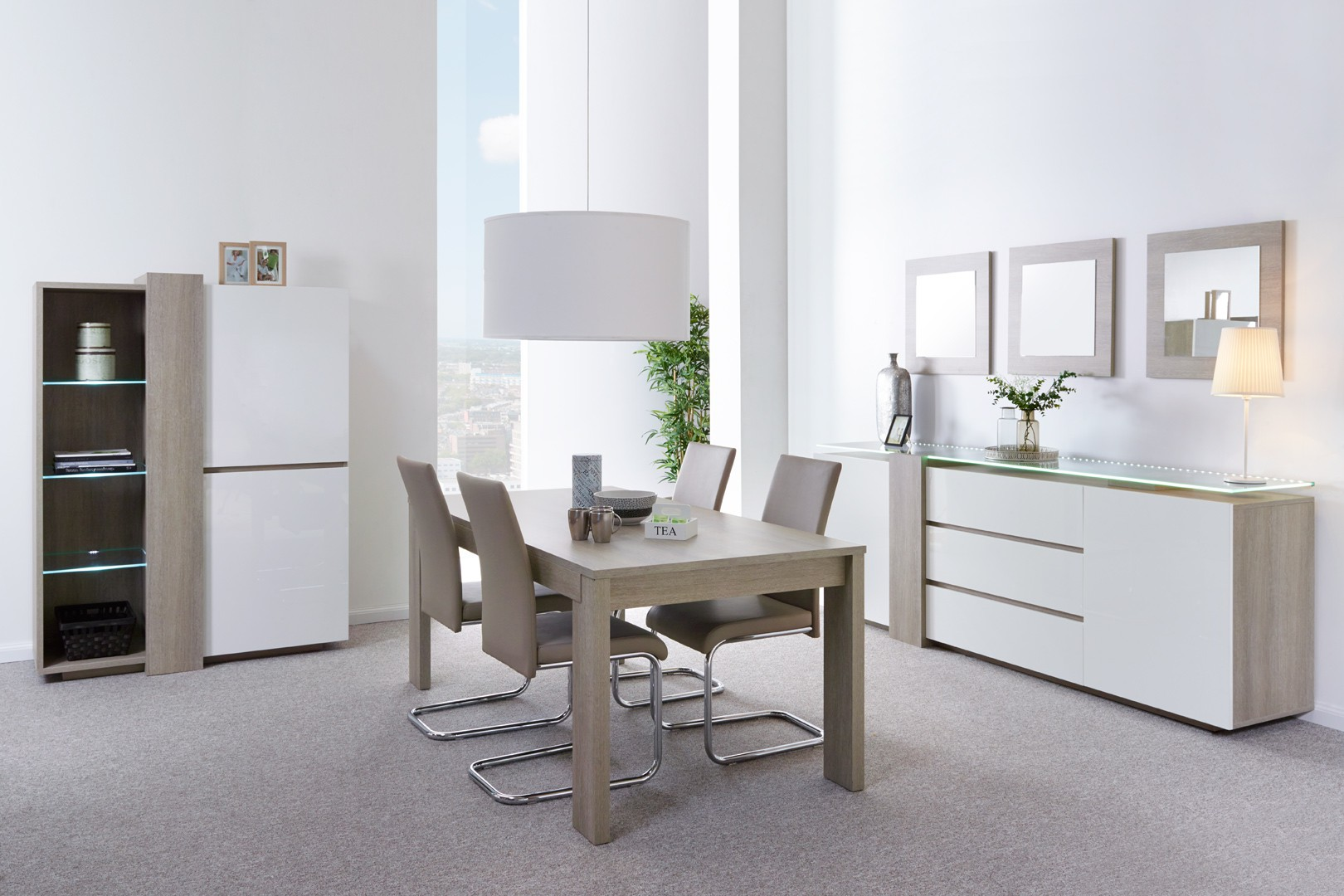 Chaises Salle A Manger Blanches Idees De Decoration Interieure