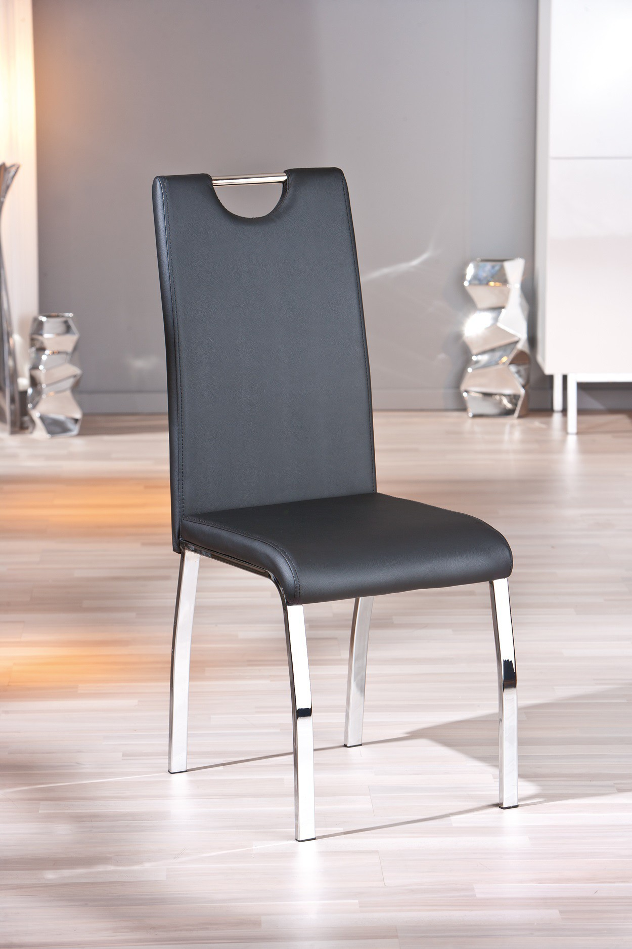 Chaises Salle Manger Cuir Best With Chaises Salle Manger Cuir Good