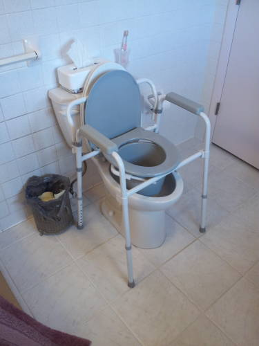 commode english