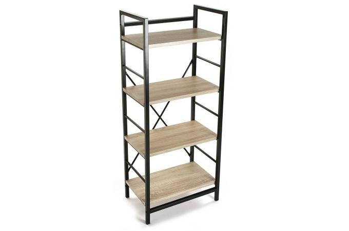 etagere metal bois pas cher id es de d coration int rieure french decor. Black Bedroom Furniture Sets. Home Design Ideas