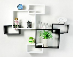 etagere murale decorative 1 id es de d coration int rieure french decor. Black Bedroom Furniture Sets. Home Design Ideas