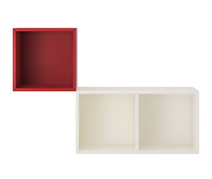 etagere murale rouge id es de d coration int rieure. Black Bedroom Furniture Sets. Home Design Ideas