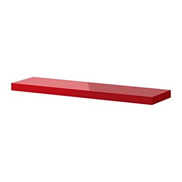 Etagere murale rouge 6 id es de d coration int rieure french decor - Etagere murale rouge ...