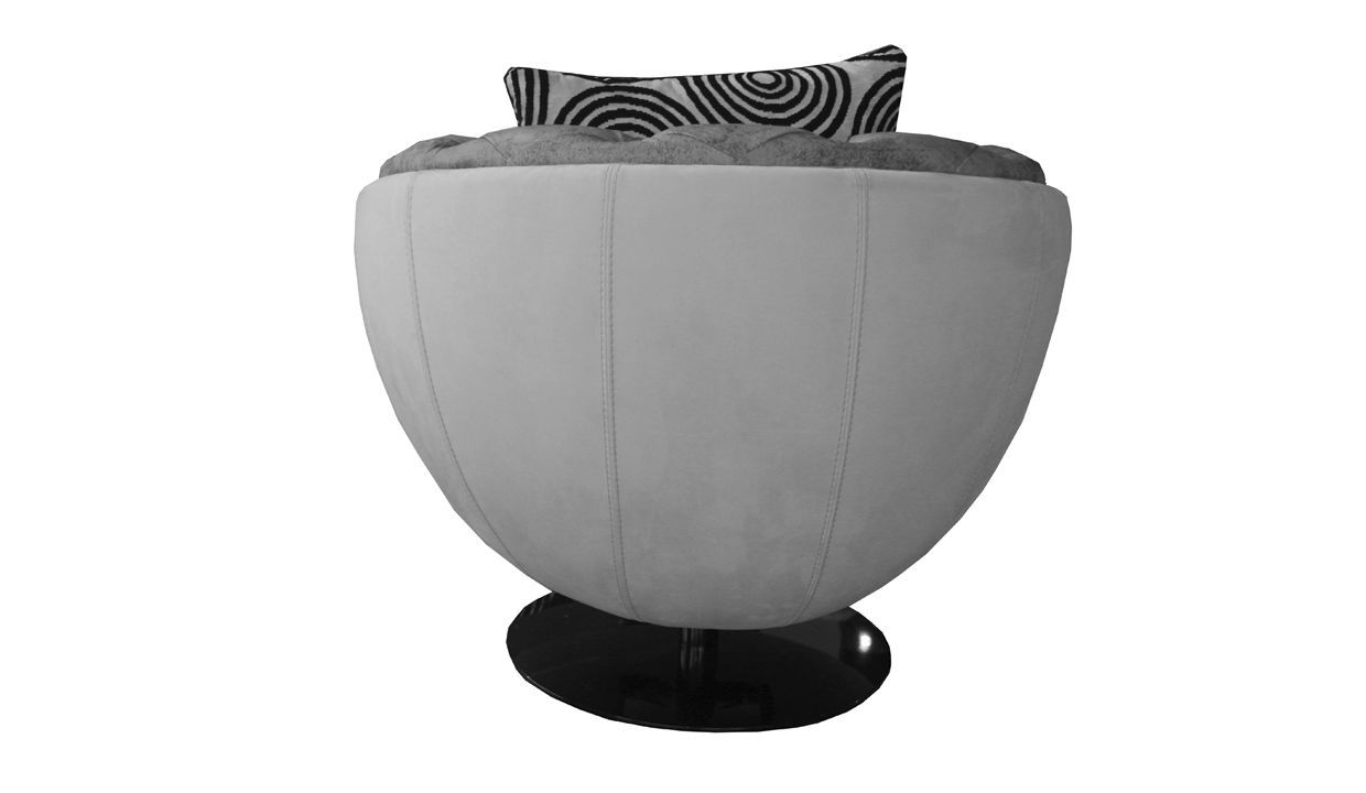 fauteuil rond pivotant 18 id es de d coration int rieure french decor. Black Bedroom Furniture Sets. Home Design Ideas