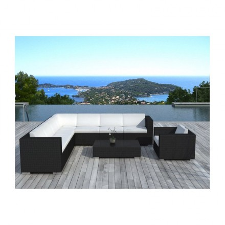 grand canap d angle convertible 6 8 places 12 id es de. Black Bedroom Furniture Sets. Home Design Ideas