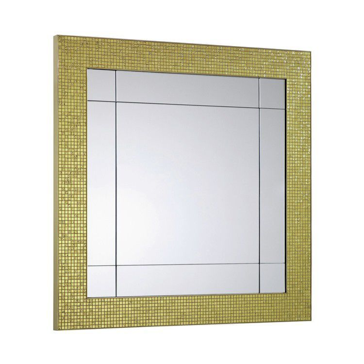 grand miroir mural rectangulaire