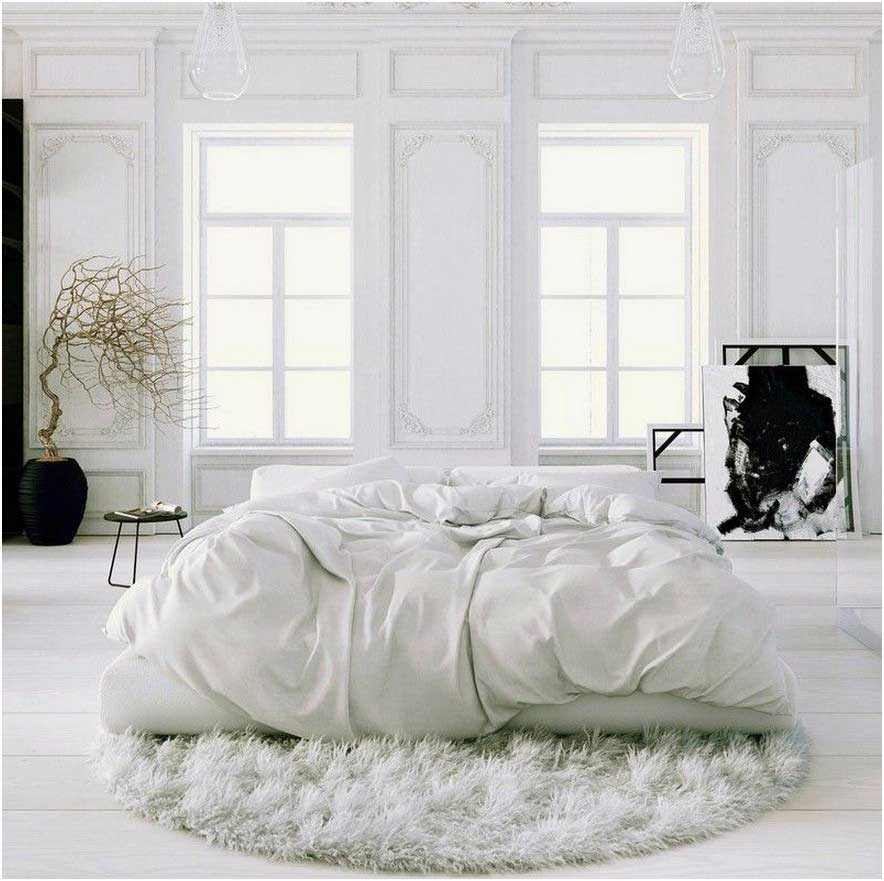 grand tapis de chambre 12 id es de d coration int rieure french decor. Black Bedroom Furniture Sets. Home Design Ideas