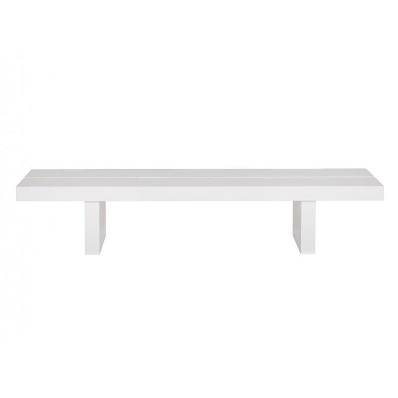 grande table basse blanche id es de d coration int rieure french decor. Black Bedroom Furniture Sets. Home Design Ideas