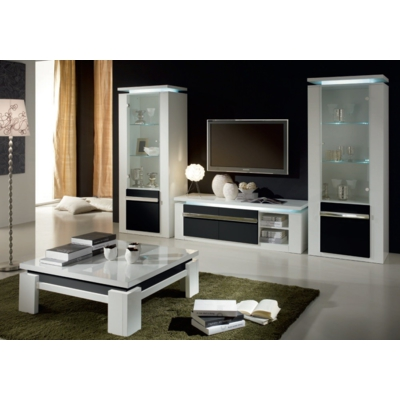 living meuble tv 11 id es de d coration int rieure french decor. Black Bedroom Furniture Sets. Home Design Ideas