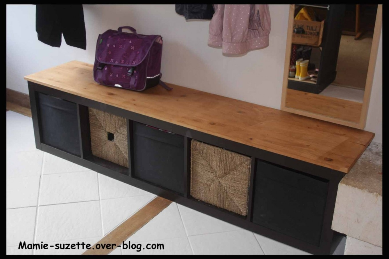 meuble banc chaussures ikea id es de d coration. Black Bedroom Furniture Sets. Home Design Ideas