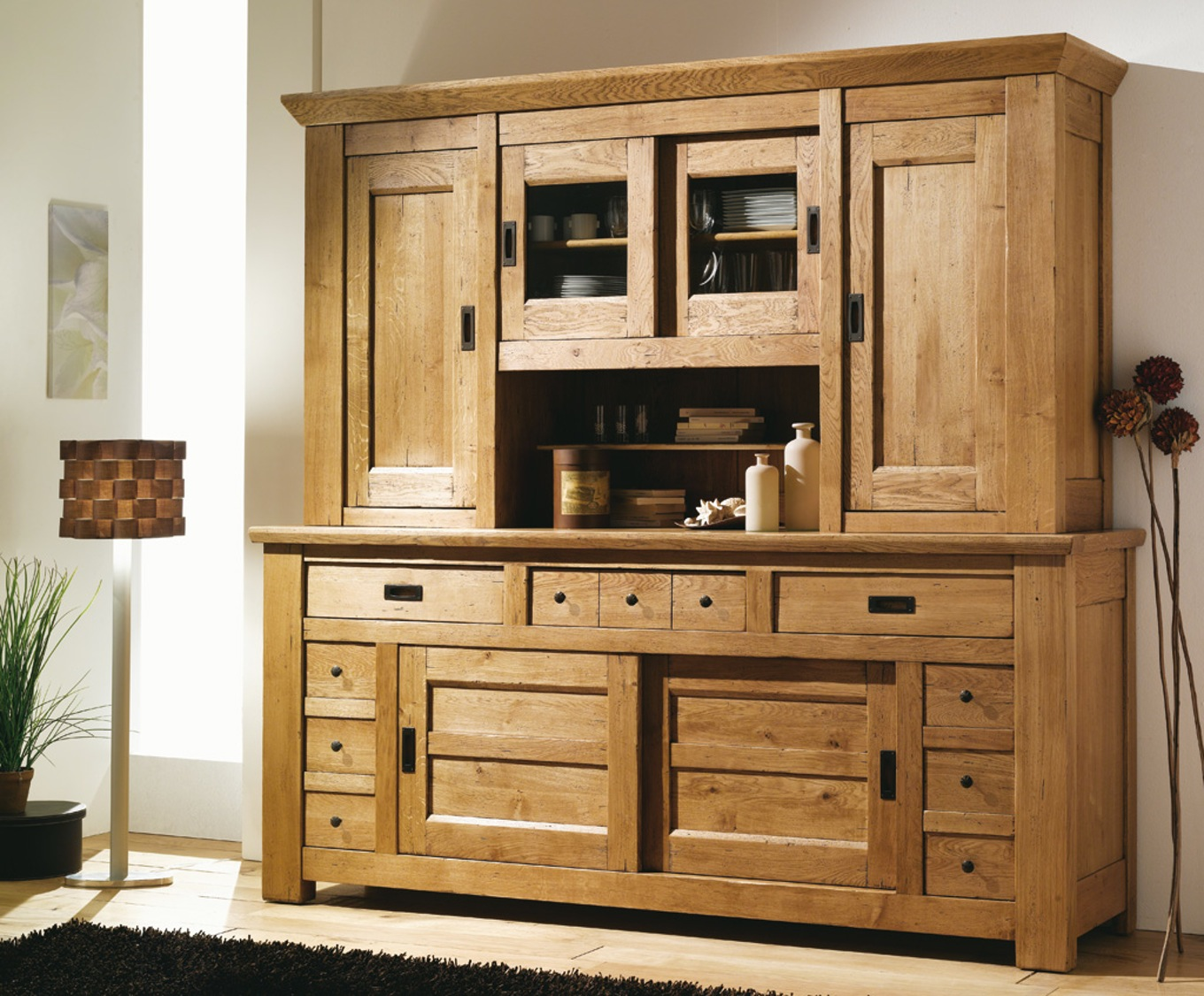 meuble de cuisine buffet id es de d coration int rieure. Black Bedroom Furniture Sets. Home Design Ideas