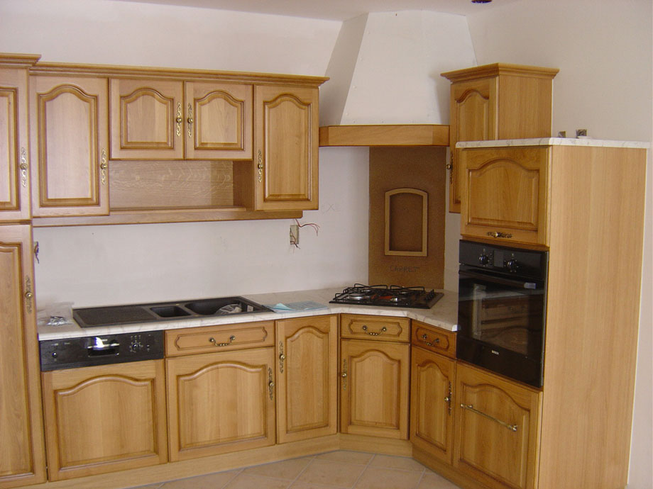 meuble de cuisine en bois massif 17 ides de dcoration intrieure french decor