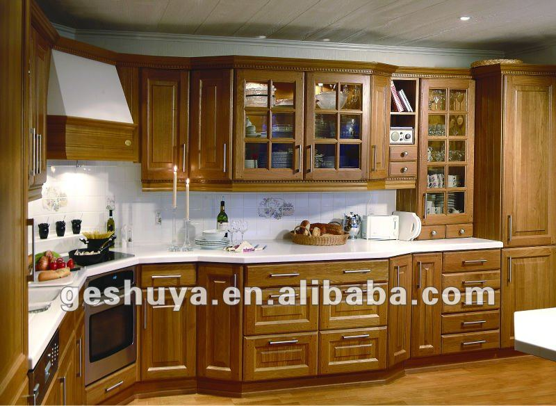 meuble de cuisine moderne en bois id es de d coration int rieure french decor. Black Bedroom Furniture Sets. Home Design Ideas