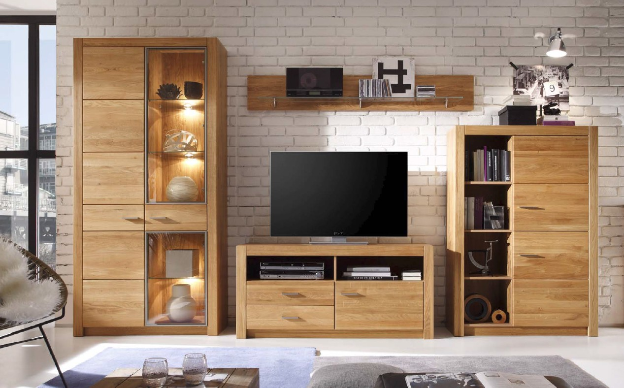 meuble tv bois chene 6 id es de d coration int rieure. Black Bedroom Furniture Sets. Home Design Ideas