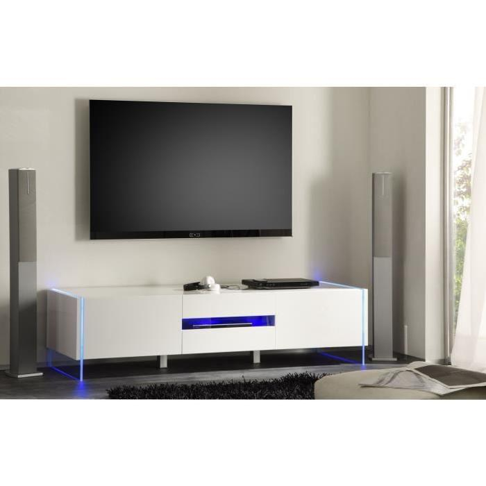 meuble tv hifi design id es de d coration int rieure french decor. Black Bedroom Furniture Sets. Home Design Ideas