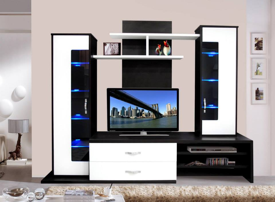 Meuble tv living id es de d coration int rieure french for Meuble tv living