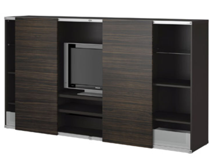 meuble tv modulable id es de d coration int rieure. Black Bedroom Furniture Sets. Home Design Ideas