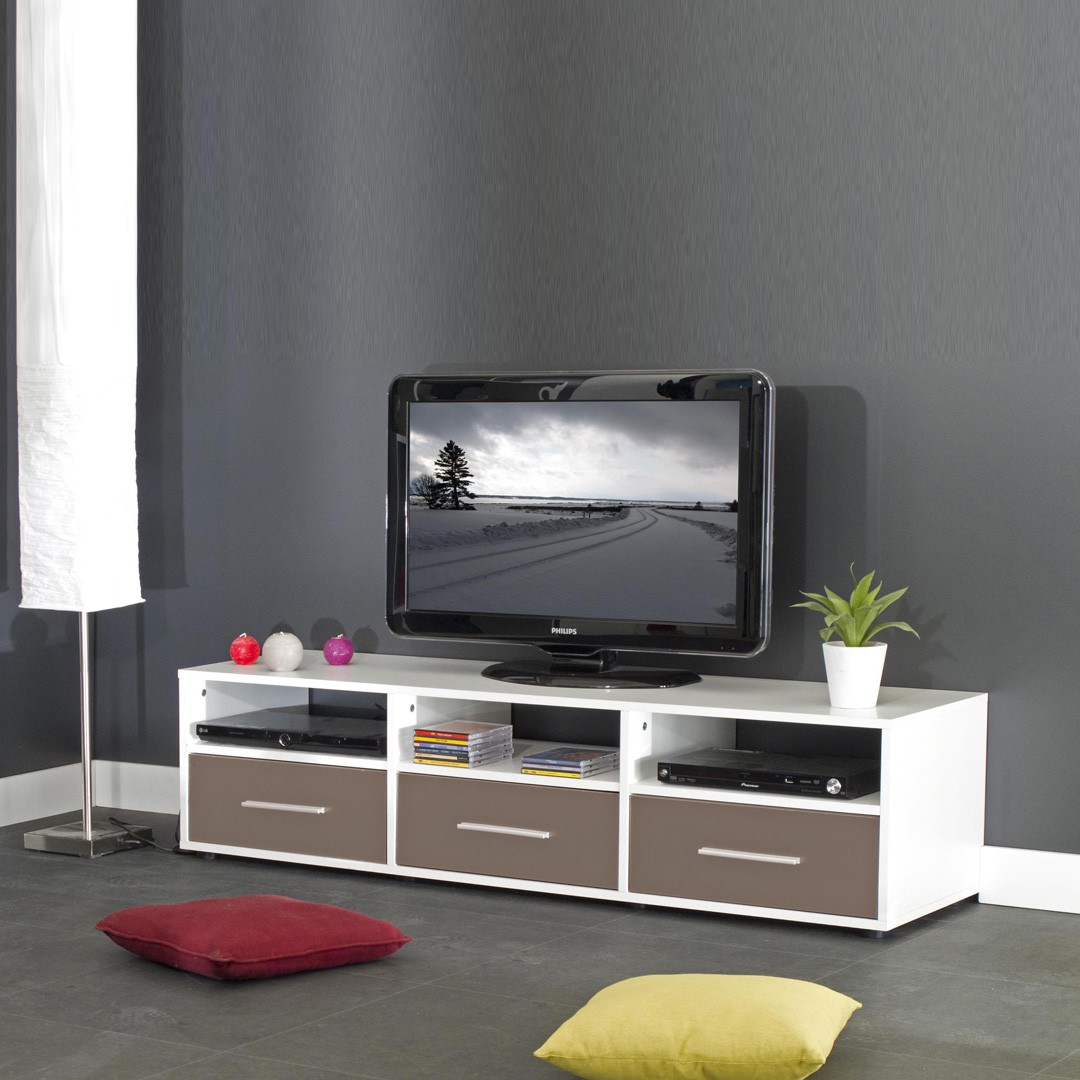 meuble tv taupe 4 id es de d coration int rieure french decor. Black Bedroom Furniture Sets. Home Design Ideas