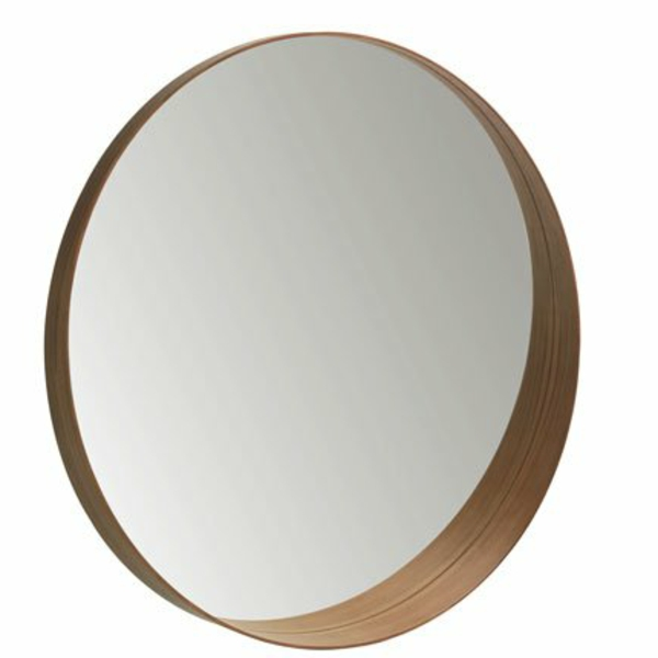 miroir bois rond id es de d coration int rieure french decor