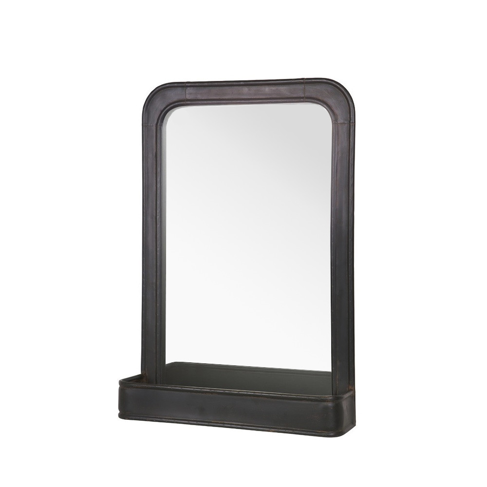 Miroir en metal 19 id es de d coration int rieure for Miroir en metal
