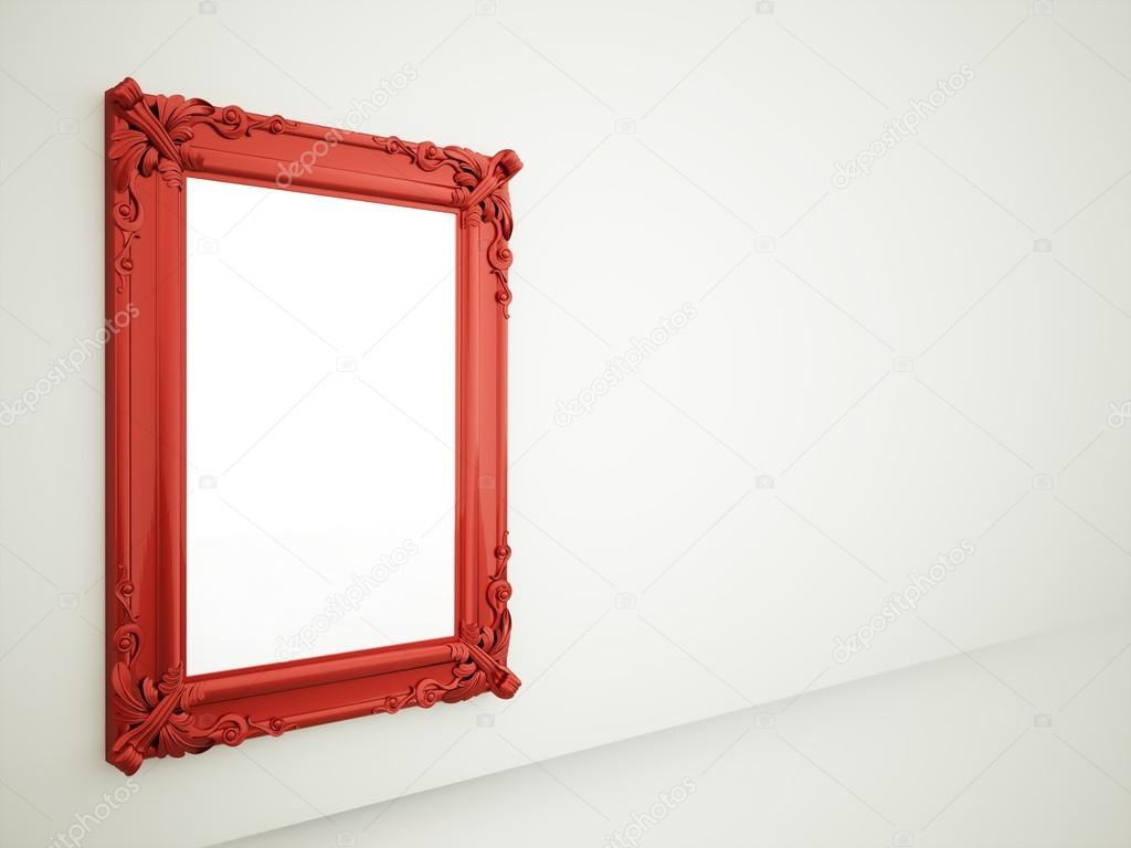 Miroir rouge 6 id es de d coration int rieure french decor for Miroir rouge
