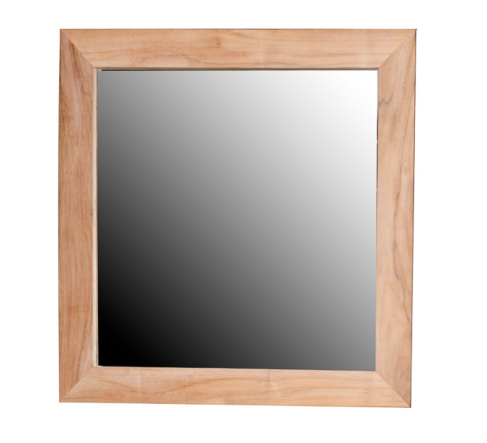Miroir teck 11 id es de d coration int rieure french decor for Miroir in french
