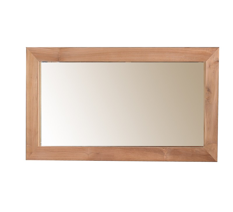 Miroir teck 5 id es de d coration int rieure french decor for Miroir in french