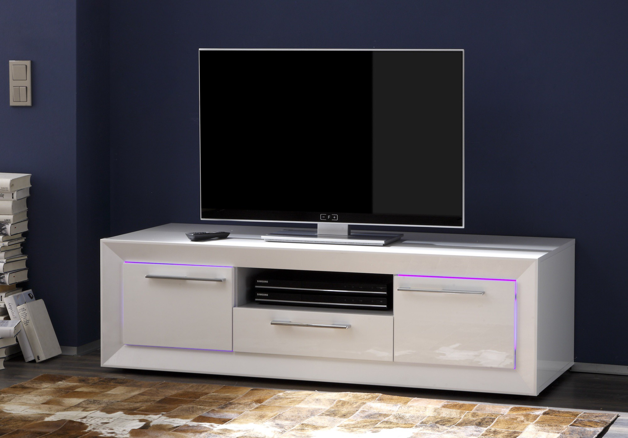 Modele Meuble Tv Id Es De D Coration Int Rieure French Decor # Modele De Meuble De Television