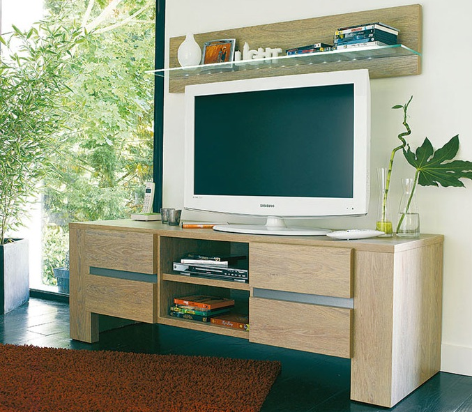 petit meuble de tv 10 id es de d coration int rieure french decor. Black Bedroom Furniture Sets. Home Design Ideas