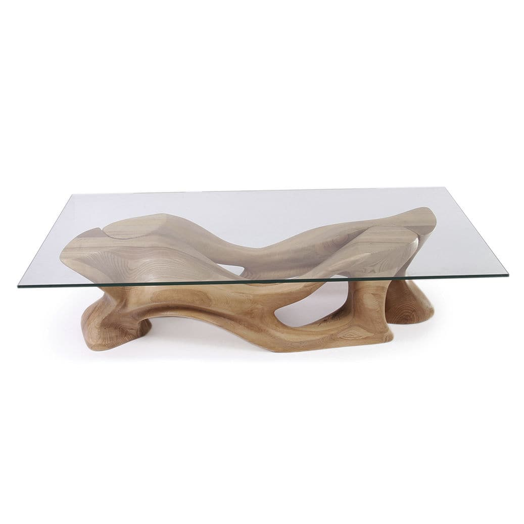 Table basse beige 13 id es de d coration int rieure - Table basse laquee beige ...