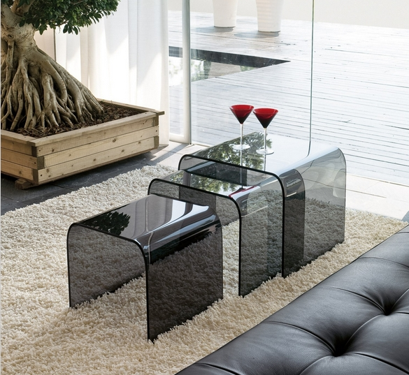 table basse de salon moderne id es de d coration. Black Bedroom Furniture Sets. Home Design Ideas
