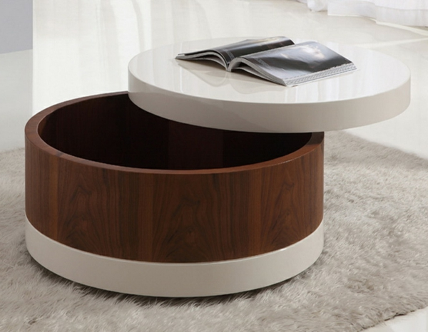 table basse ronde avec rangement 7 id es de d coration int rieure french decor. Black Bedroom Furniture Sets. Home Design Ideas
