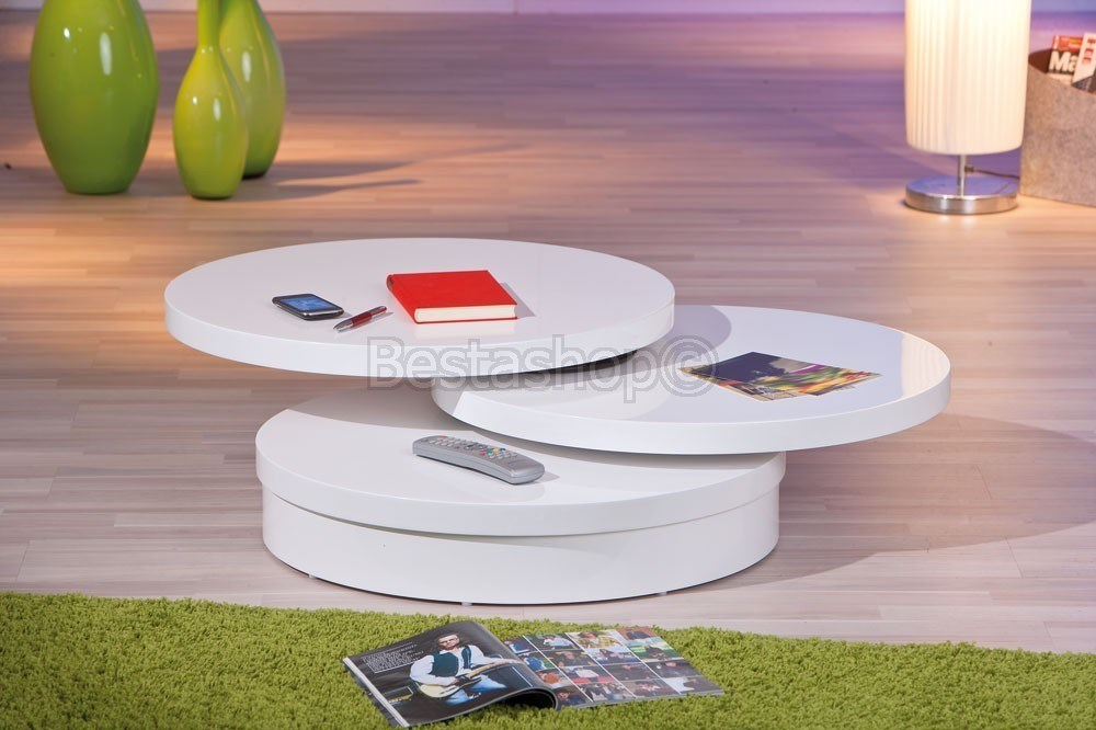 table basse ronde blanche pas cher 15 id es de. Black Bedroom Furniture Sets. Home Design Ideas