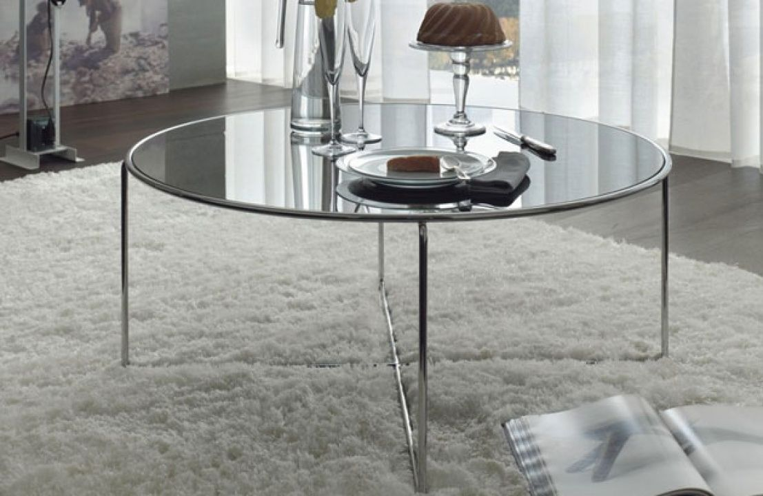 table basse ronde en verre design 19 id es de d coration. Black Bedroom Furniture Sets. Home Design Ideas