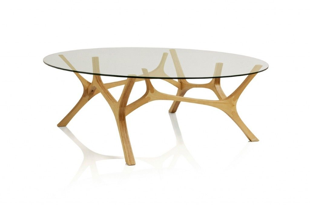 Table basse ronde en verre design id es de d coration - Table basse ronde en verre design ...