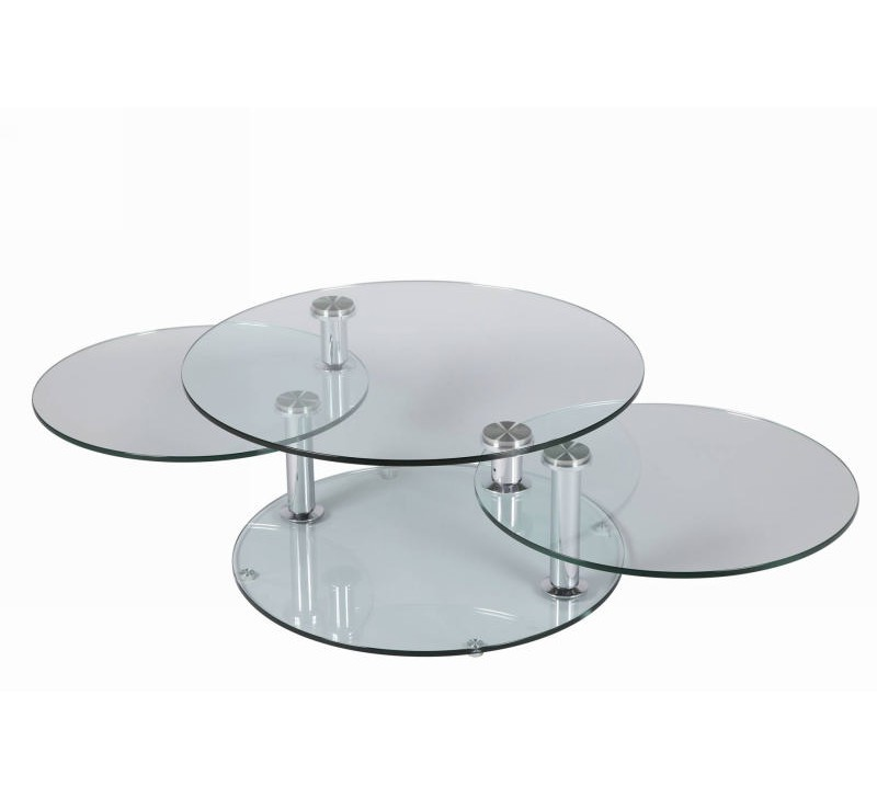 Table basse ronde ovale affordable table basse ronde tulip saarinen diamtre with table basse - Table basse ronde ou ovale ...