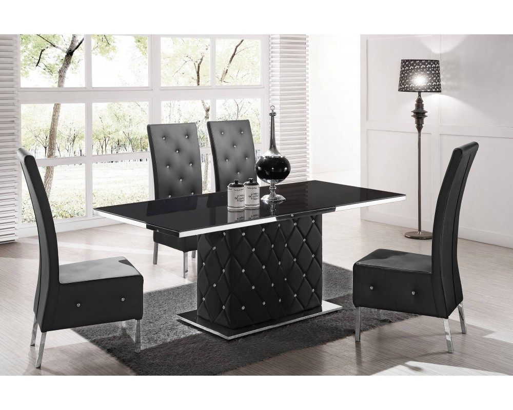 table et chaise design id es de d coration int rieure. Black Bedroom Furniture Sets. Home Design Ideas