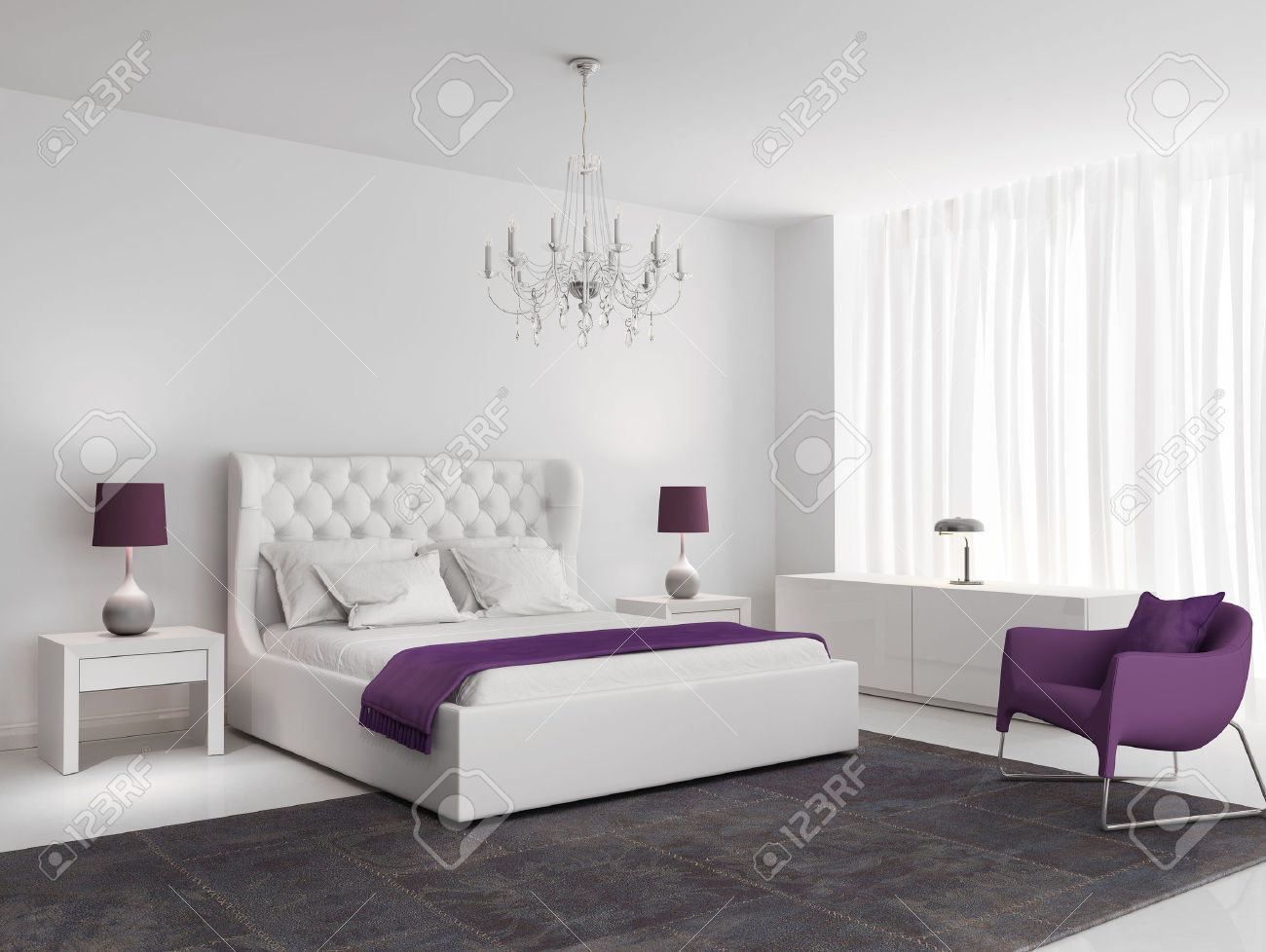 tapis de chambre blanc id es de d coration int rieure french decor. Black Bedroom Furniture Sets. Home Design Ideas