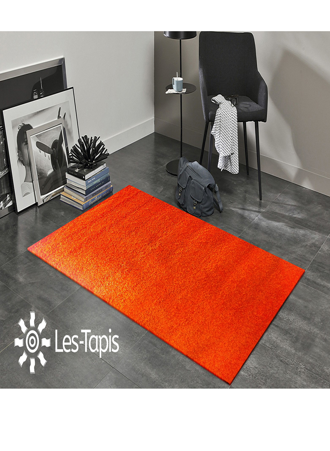Tapis de salon orange 10 id es de d coration int rieure for Tapis orange salon