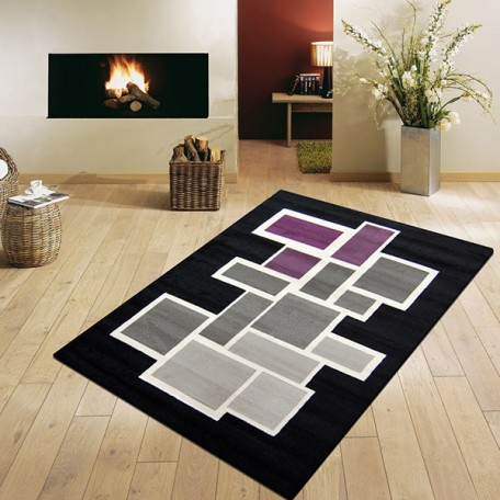 tapis gris et violet 12 id es de d coration int rieure french decor. Black Bedroom Furniture Sets. Home Design Ideas