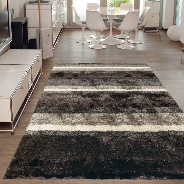 tapis salon shaggy