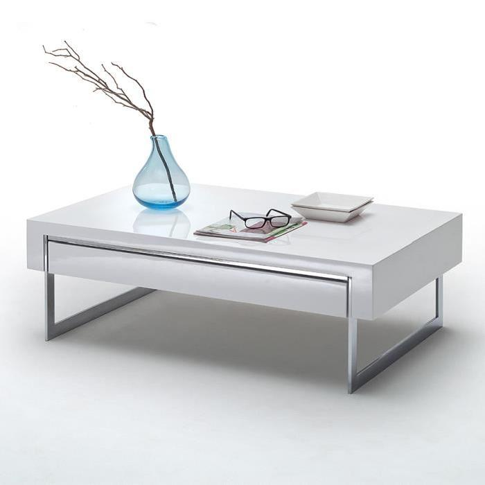 achat table basse design