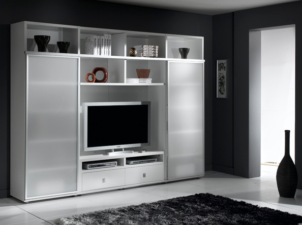 armoire television salon id es de d coration int rieure french decor. Black Bedroom Furniture Sets. Home Design Ideas