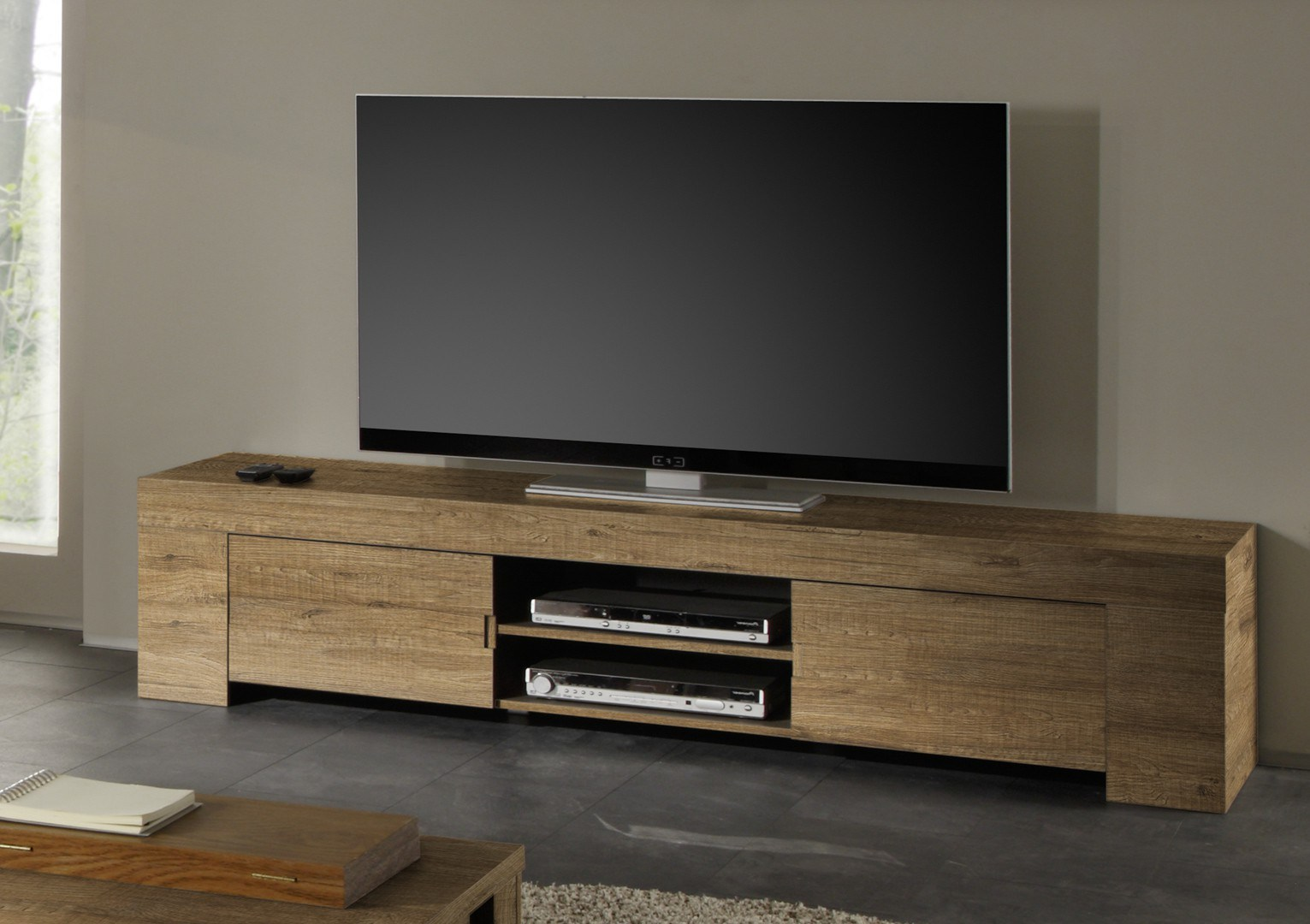 Banc tv contemporain 8 id es de d coration int rieure french decor - Banc contemporain ...