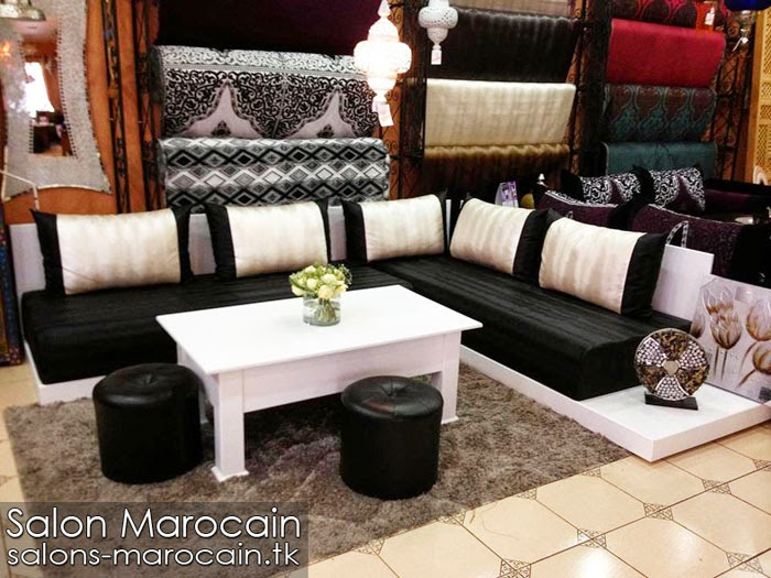 canap marocain 10 id es de d coration int rieure french decor. Black Bedroom Furniture Sets. Home Design Ideas