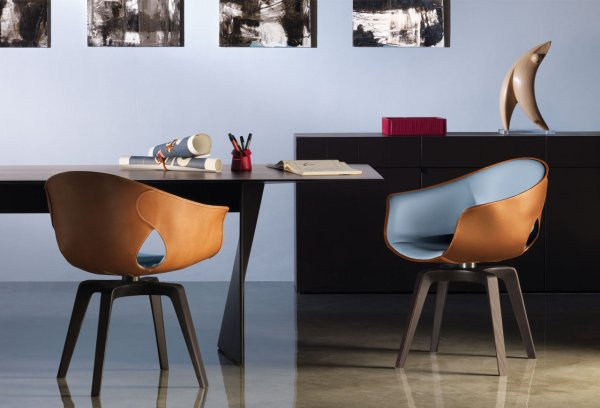 awesome chaise design salle manger galerie photos et id es - Chaises Design Salle A Manger