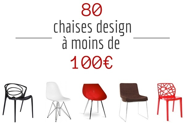 chaises soldes design id es de d coration int rieure french decor. Black Bedroom Furniture Sets. Home Design Ideas