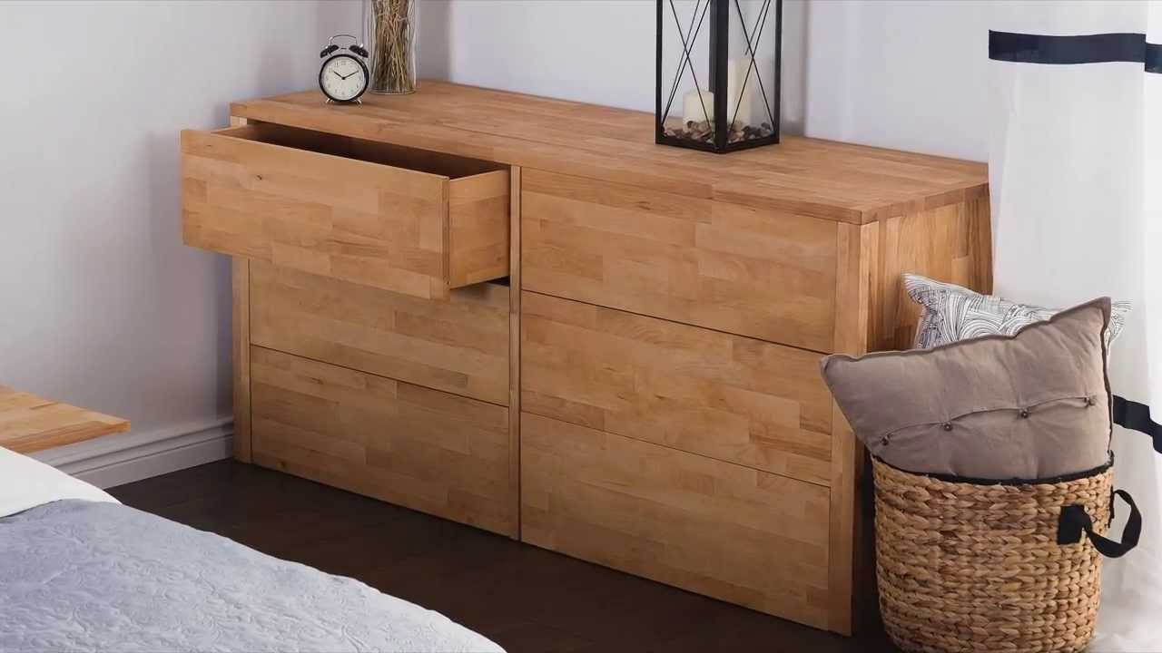 commode en bois id es de d coration int rieure french. Black Bedroom Furniture Sets. Home Design Ideas
