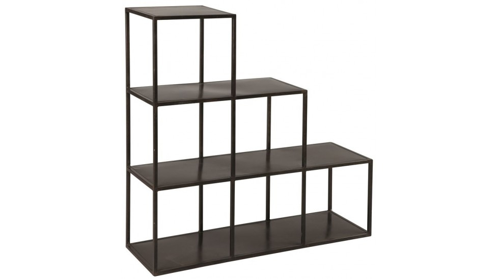 etagere bibliotheque design pas cher id es de d coration. Black Bedroom Furniture Sets. Home Design Ideas